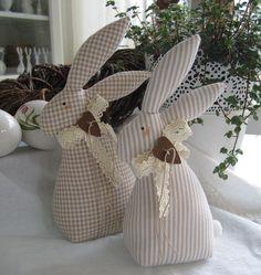 пасхальные зайцы