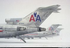 Boeing 727-223/Adv aircraft picture