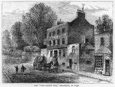 Old Crown Inn - Highgate, Middlesex - 1830 | by BobOsborn