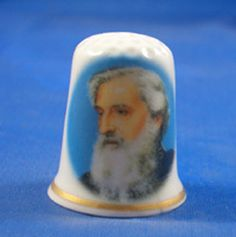 The Salvation Army's William Booth-Thimble