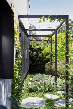 Brett Nixon and George Fortey, founding directors of NTF Architecture, have been designing single and multi-residential architecture in and around the. Small City Garden, Side Garden, Herb Garden, Green Garden, Potager Garden, Pergola Garden, Fence Garden, Garden Sheds, Garden Paths