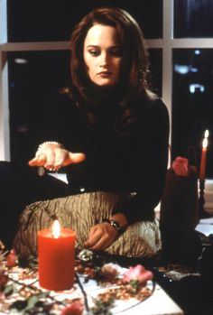 """Gotic Witch """"Sarah Bailey"""" The Craft 90s Movies, Iconic Movies, Scary Movies, The Craft 1996, The Craft Movie, Robin Tunney The Craft, Sarah Bailey, Dramas, Movie Shots"""