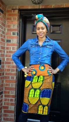 African Prints in Fashion: Search results for share your style African Fashion Designers, African Inspired Fashion, African Print Fashion, Fashion Prints, African Prints, Afro Chic, Ghanaian Fashion, Diva Fashion, Fashion Ideas