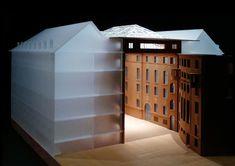 Zaborowsky Zurich Switzerland Architecture Models / Modeling