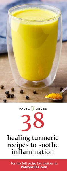38 Healing Turmeric Recipes to Soothe Inflammation