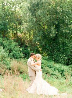 Romantic outdoor wedding-Lindsay Madden Photography