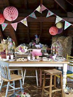 Vintage | Tea Party | Wedding