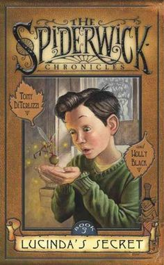 Lucinda's Secret (The Spiderwick Chronicles, #3)