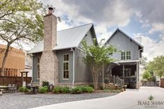 Rustic Atlanta Farmhouse | Blake Shaw Homes | Atlanta, Athens, Custom Homes and Remodeling