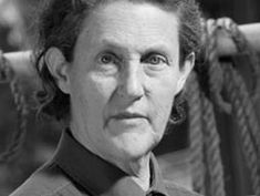 "Temple Grandin | Profile on TED.com  Quotes by Temple Grandin        """"Who do you think made the first stone spears? The Asperger guy. If you were to get rid of all the autism genetics, there would be no more Silicon Valley."""""