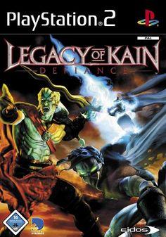 Legacy of Kain - Defiance: Playstation 2: Amazon.de: Games