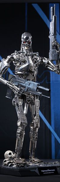Terminator - Endoskeleton - EXCLUSIVE - Quarter Scale Figure $399.99 Sideshow…
