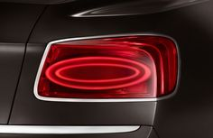 The new Bentley Flying Spur - rear chromed LED light detail. Visit the New Flying Spur site for wallpapers, video and to explore our interactive features. Best viewed on desktop or laptop.