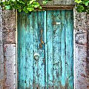 Old blue door Art Print Blue Background Images, Editing Background, Blue Backgrounds, Exterior Doors For Sale, Rustic Doors, Wood Doors, Fine Art Prints, Canvas Prints, Vintage Doors