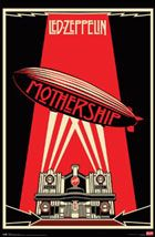 Led Zeppelin Poster Print by Shepard Fairey, & Kitchen