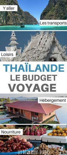Vous partez en voyage en Asie du Sud-est ? En Thaïlande, vous trouverez dans cet article tout le nécessaire pour prévoir votre budget pour voyager dans le pays : comment y aller ? Comment trouver des billets pas chers, les dépenses pour l'hébergement, la nourriture, les loisirs, les transports, tout est là ! #billetpascher #asie #asiedusudest #thailande #thaïlande #Bangkok #voyage #voyager #monde #budget #île