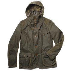 That Bond Barbour jacket - yes please Barbour Jacket, Vest Jacket, Wax Jackets, Sports Jacket, Outdoor Outfit, Clothes Horse, Style Guides, Parka, Military Jacket