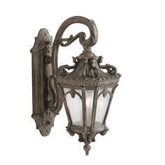 Two Light Londonderry Wall Lantern : 9357LD | Kirby Risk