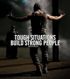 Positive Quotes : QUOTATION – Image : Quotes Of the day – Description Tough situations build strong people. Sharing is Power – Don't forget to share this quote ! Sport Motivation, Fitness Motivation, Wisdom Quotes, Me Quotes, Motivational Quotes, Inspirational Quotes, Belief Quotes, Strong Quotes, Positive Quotes