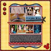 A Project by scrappyinNE from our Scrapbooking Gallery originally submitted 01/25/11 at 06:30 AM