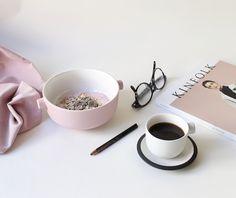 Daily Beginnings tableware by Cathérine Lovatt for Serax