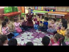'Baloncu amca' parmak oyunumuz - YouTube