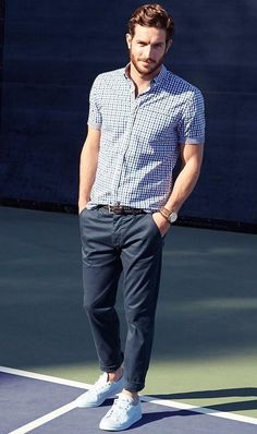 18 Fresh Casual Outfit Ideas For Summers – LIFESTYLE BY PS #men'scasualoutfits #MensFashionPants
