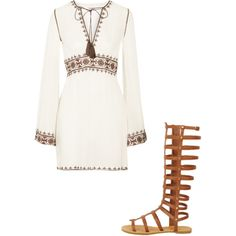 Untitled #216 by astyles1994 on Polyvore featuring polyvore fashion style Talitha