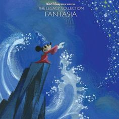 Walt Disney Records The Legacy Collection: Fantasia / [4 CD]