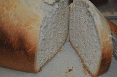 Beth's Favorite Recipes: Sourdough Bread for breadmaker