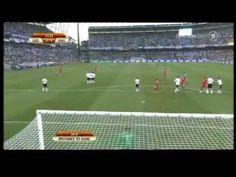WM 2010: Deutschland-England 4:1