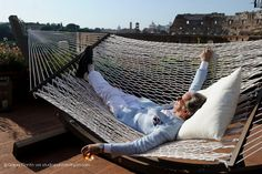 "Film director, Paolo Sorrentino's ""La Grande Bellezza (The Great Beauty)"", a nostalgic, melancholic ode to the eternal city of Rome, is in the official House 2, Fashion Magazin, Rocky Balboa, Oscar, Film Stills, Picture Photo, Iowa, Hammock, Movies"