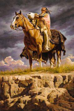 alfredo rodriguez paintings images | é um apaixonado pelas paisagens americanas e pelos seus indígenas.
