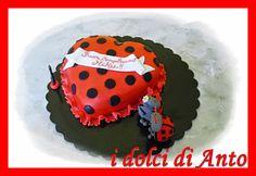 i dolci di Anto: Un cuore coccinelloso :)
