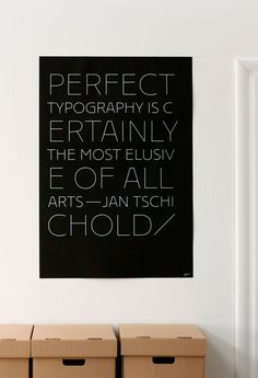 Magnificent typography work   From up North