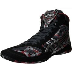 ASICS Split Second 9 Limited Edition Camo Wrestling Shoes are NOW ...