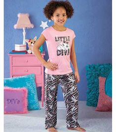 Adorable and easygoing, this one-piece Girls' Printed Rayon Jumper is perfect for her high energy lifestyle. The V-neck, halter-style top is attached to l