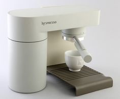 Clean and crisp in design as a smooth cappuccino!