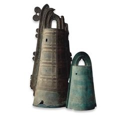dōtaku (ritual bells) : From Japan Yayoi period (about 300 BC-AD 300)