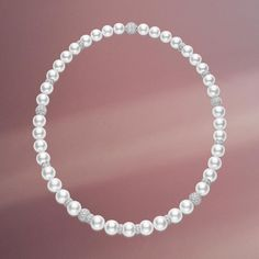 Each piece of Mikimoto cultured pearl jewelry is an exquisite marvel to behold. #Mikimoto #Pearl #Diamond #Jewery