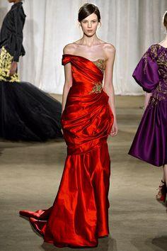 Marchesa Fall 2013 Collection (New York Fashion Week)