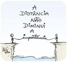 #distância