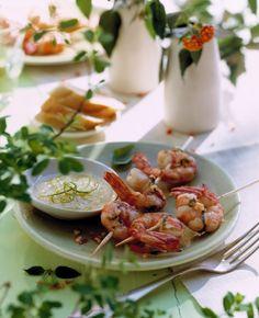 Pikantní krevety scitrusovou omáčkou, Foto: isifa.com