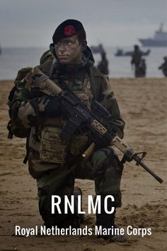 Royal Netherlands Marine Corps RNLMC This mini-story is made on the occasion of the 350th anniversary of the Royal Netherlands Marine Corps CHATHAM Founded in 1665 by the famous Dutch admiral Michiel de Ruyter the marines conducted their first amphibious operation