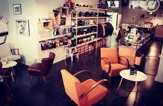 Hermanus Caffeine and Gasoline Bruges #hermanus #shop #bruges #coffeeshop #motorcycle #sundayspeedshop #apparel #caferacer #custom #caffeineandgasoline #casualclothing #hermanusbruges #motorcycleclothing