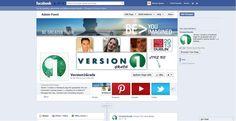 Version1 Facebook Page