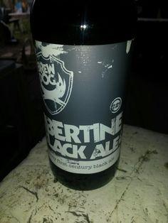 brew dog. libertine black ale, 7.2%