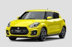 Автофория: Suzuki Swift Sport: премьера на IAA