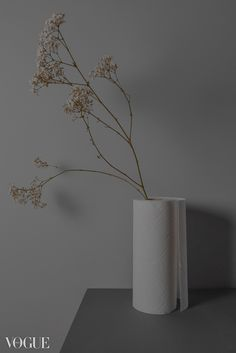 Paper roll Still Life Photos, Vase, Decor, Decoration, Vases, Decorating, Deco, Jars