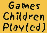 Games Children Play(ed). Three dozen vintage outdoor children's games. Great for Independence Day picnic.